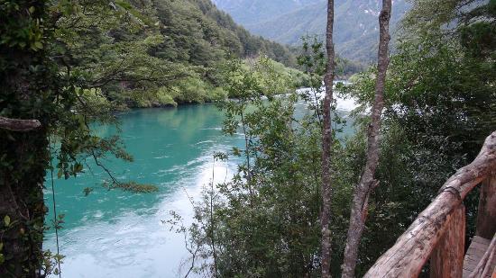 Bio Bio Camp : El Río
