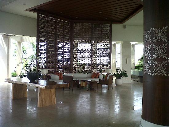 Banyan Tree Ungasan, Bali: the Lobby