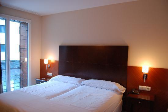 Hotel Mu: Habitación