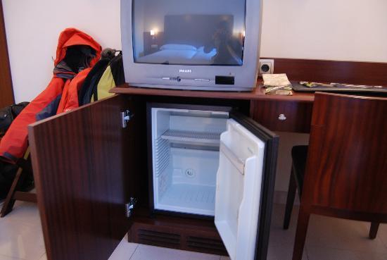 Hotel Mu: Mini-bar