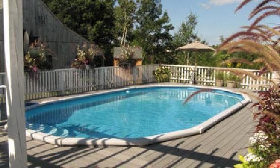 Brookfield Farm Bed & Breakfast: Pool