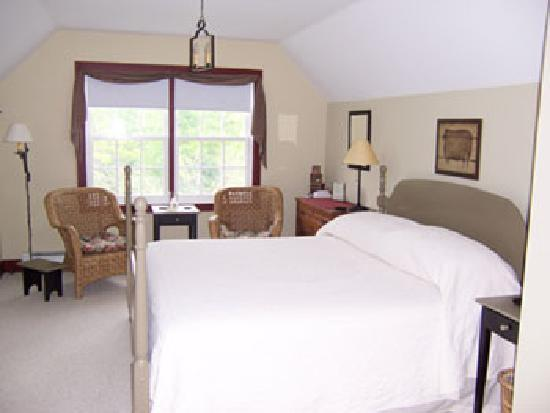 Brookfield Farm Bed & Breakfast : Meadow Suite