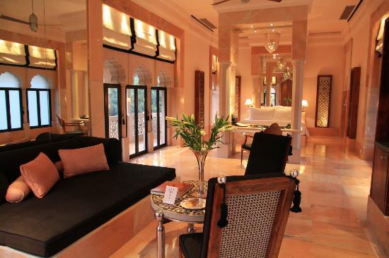 Amanbagh Resort: Terrace Haveli suite