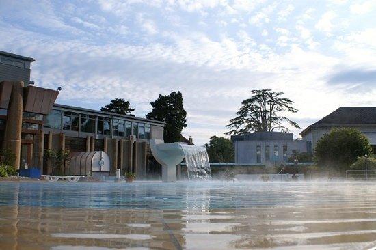 Ивердон, Швейцария: Piscines du centre Thermal Yverdon-Les-Bains