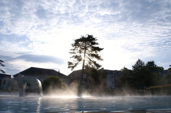 Le centre thermal yverdon les bains switzerland top for Yverdon les bain