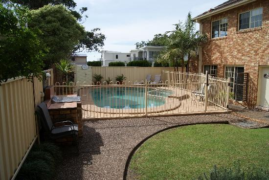 Mollymook Surfbeach Motel & Apartments: Pool