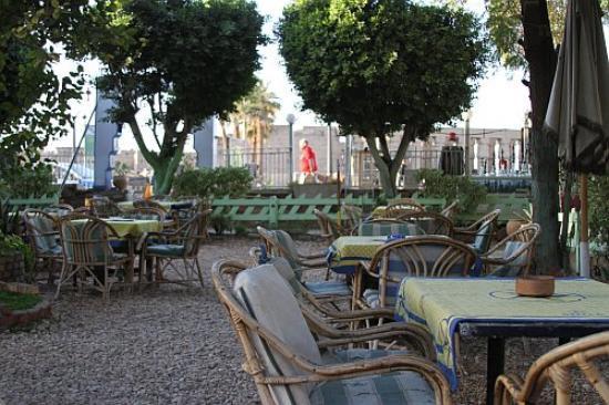 Sindbad outdoor restaurant