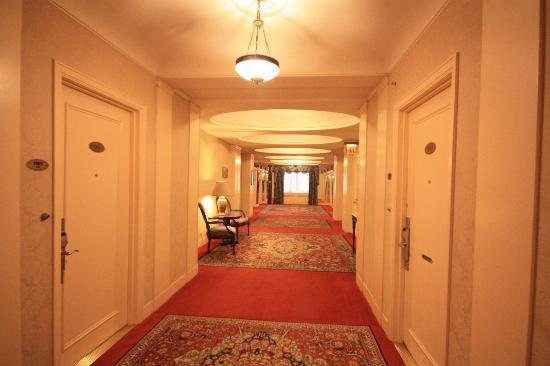 Hallway on the 11th floor picture of waldorf astoria new for 11th floor