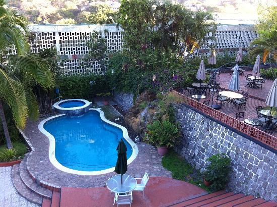 Hotel Honduras Maya: Piscina para niños