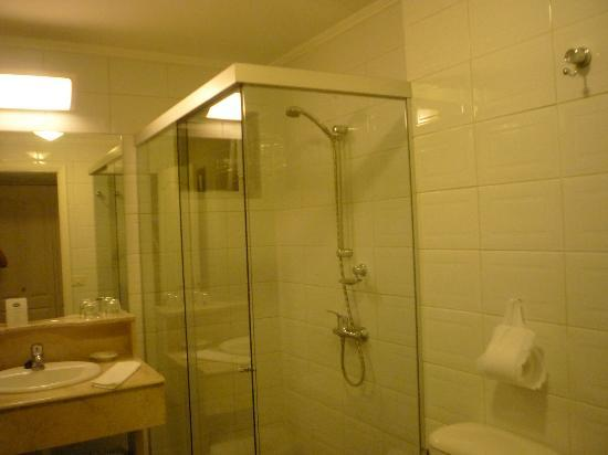 Regency Suites Hotel-Montevideo: Suite bathroom