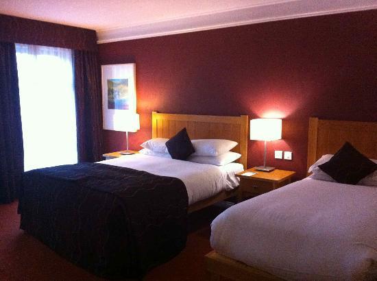 Kilkenny Ormonde Hotel: My very comfy bed