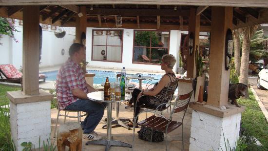 La-Paradise Inn: Lunchtime