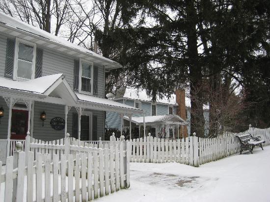 Crestmont Inn: February 2012