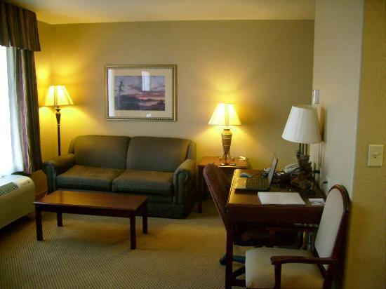 Hampton Inn & Suites Boise-Meridian: Studio Suite - 3rd Floor