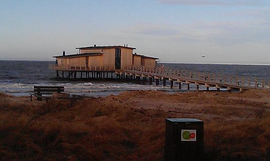 Hotel Skansen: kallbadhuset