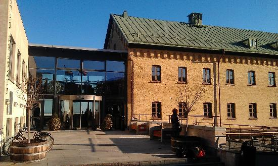 Hotel Skansen: huvudbyggnaden