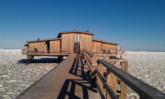 Hotel Skansen: kallbadhuset igen