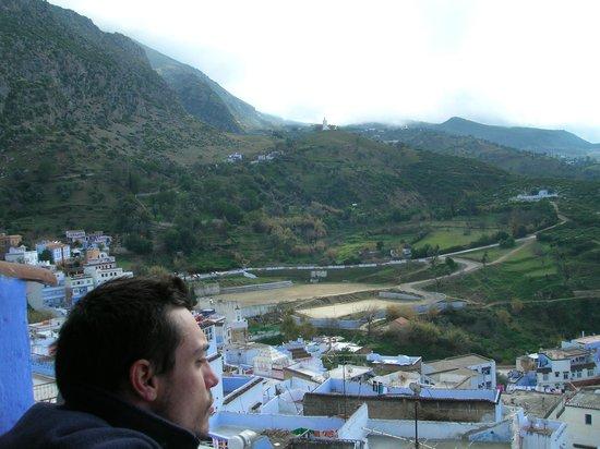Dar Lbakal: vista sulla montagna