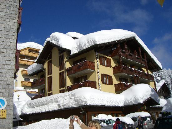 Alpina: inverno