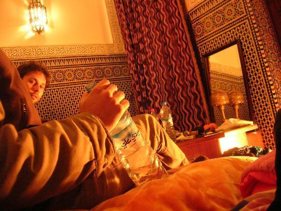 Riad Baba: la nostra stanza