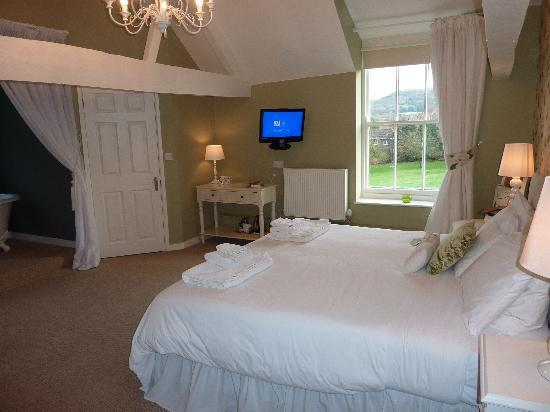 Orles Barn Hotel Restaurant: Pixie Apple Suite