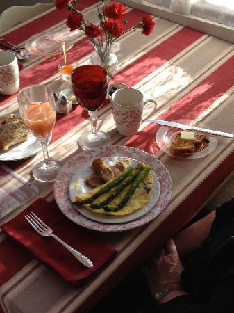 breakfast, top notch