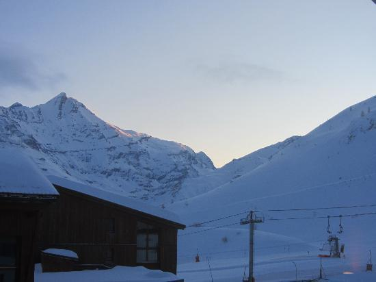 Chalet Rosset : View from room 17