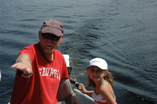 Tracewski Fishing Adventures: Driving Lessons