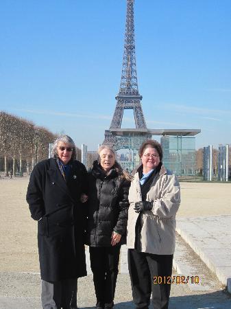 Ultimate Paris Guide  Tours: Eiffel Tour