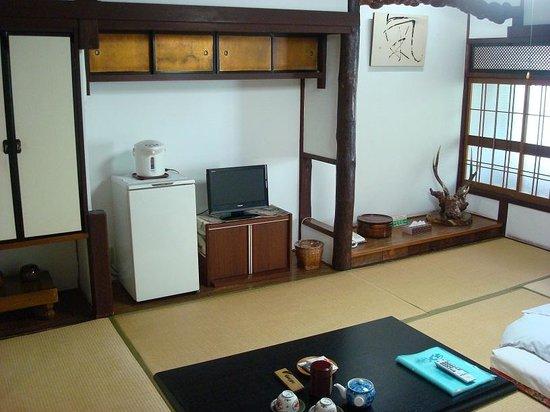 Ryoso Kawaguchi: Habitación