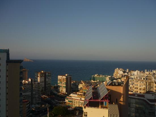 Hotel RH Victoria: Vistas desde la terraza2