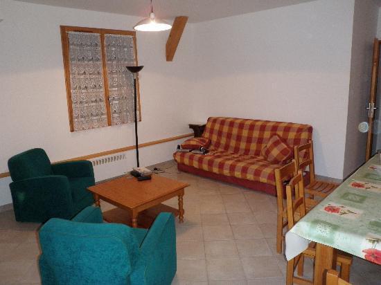 Chalet Fedora : Lounge