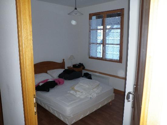 Chalet Fedora : Double Bedroom