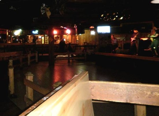 Kitchener, Canada: Dancefloor at Stampede