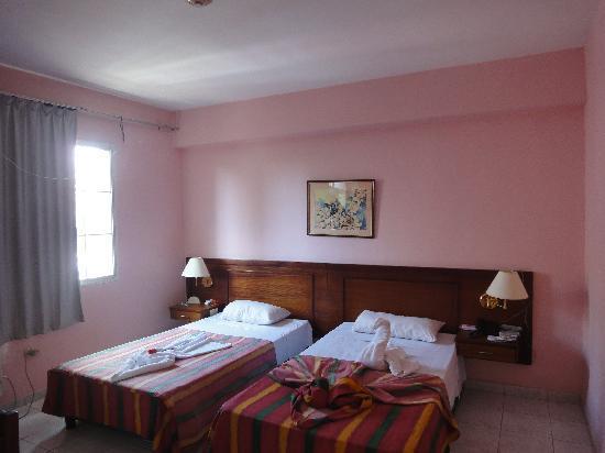 Hotel Vedado: camera