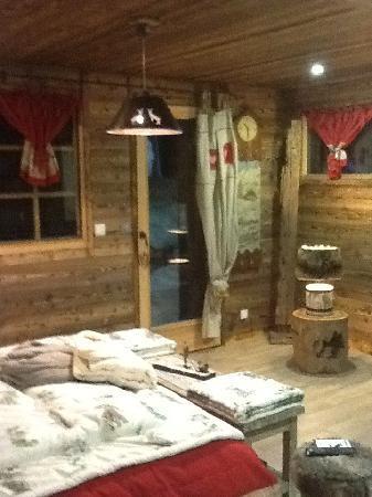 Mountain Lodge St Francois Longchamp : Bedroom 2