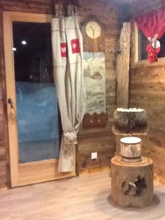Mountain Lodge St Francois Longchamp : Bedroom 1