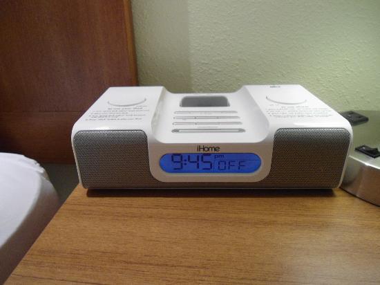 SpringHill Suites Lynchburg: Alarm Clock
