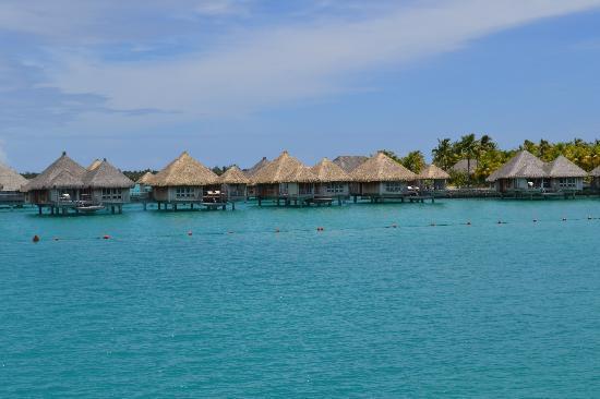 The St. Regis Bora Bora Resort: St Regis