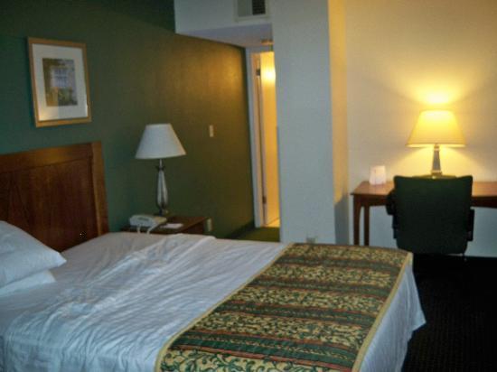 Sonesta ES Suites Burlington: Downstairs Bedroon Desk