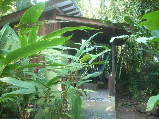 Pachamama Jungle River Lodge: Casita; our home away from home