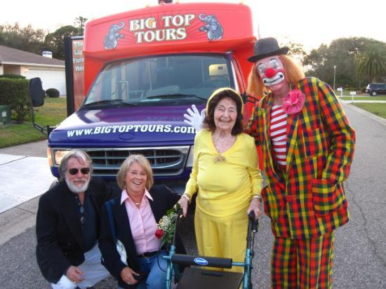 Big Top Tours : The best tour for a feel of the REAL Sarasota!