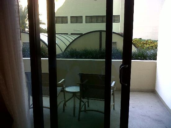 Fort Lauderdale Marriott Harbor Beach Resort & Spa: Room View