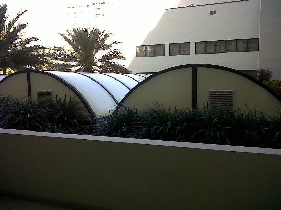 Fort Lauderdale Marriott Harbor Beach Resort & Spa: View