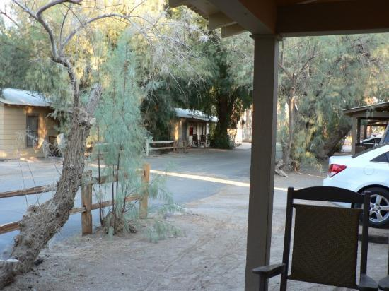 Furnace Creek Inn and Ranch Resort : cabins
