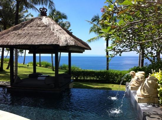AYANA Resort and Spa Bali: Planschpool Suite 3004