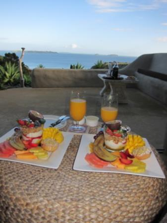 Delamore Lodge: Breakfast in heaven