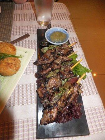 Mi Casa Dining Concepts, Chiang Mai: The Lamb, the marinade makes the lamb pop