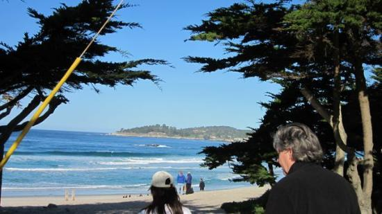Carmel Country Inn: Carmel Beach