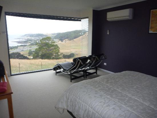 Black Rock Retreat: bedroom view